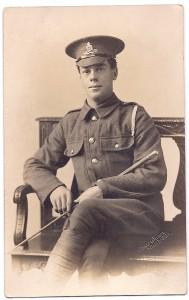 Grandad Hobbs 1916
